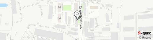 Торгпром на карте Иваново