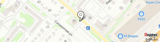 Мультимоторс на карте Костромы