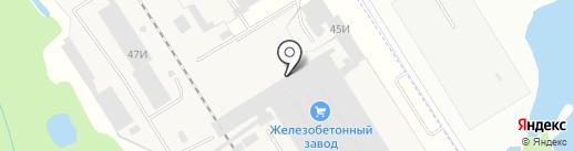 Ивановская тепловая блок-станция, ЗАО на карте Иваново
