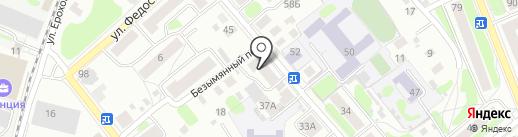 Сетевое Решение на карте Костромы