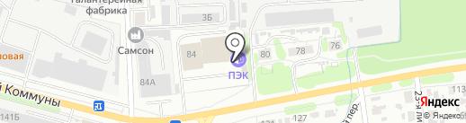 Кабинетоф на карте Иваново
