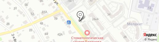 Сход-развал на карте Иваново