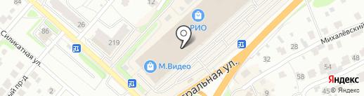 Связной на карте Костромы
