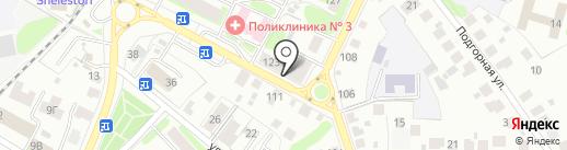 L & A на карте Костромы
