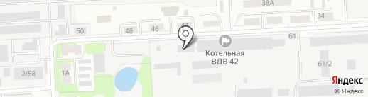 Антарис на карте Иваново