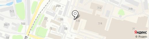 АРТ 3 Д на карте Костромы