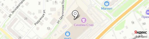 Yummy! на карте Костромы