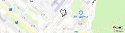 Почтовое отделение №22 на карте Костромы