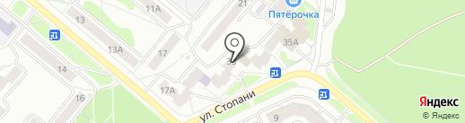 Заточка44 на карте Костромы