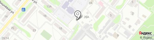 КостромаТурбосервис на карте Костромы