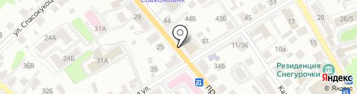 БЮРО интерьеров на карте Костромы