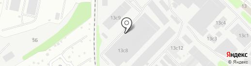 Иваново Вторма на карте Иваново
