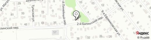 Скрипка на карте Иваново