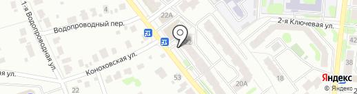 Пегас на карте Иваново
