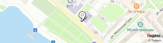 Академия будущего на карте Костромы