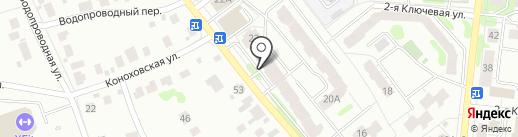 ЗАЩИТА И КОМФОРТ на карте Иваново