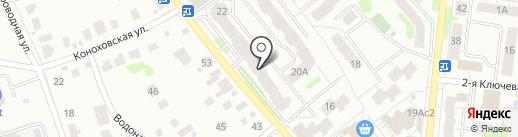 Красота на карте Иваново