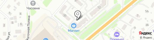 МОНОЛИТ на карте Костромы
