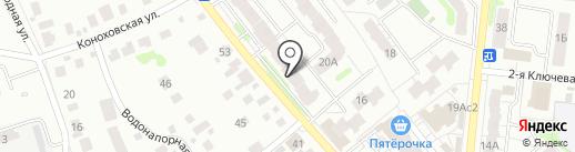 Парт-авто на карте Иваново