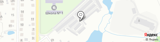 RемZона на карте Костромы