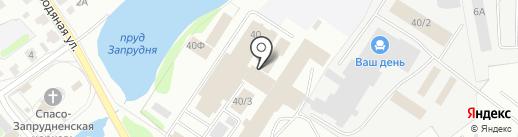 ГЕОНЕРУД на карте Костромы