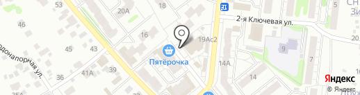 Элика на карте Иваново