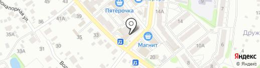 Инновационная система на карте Иваново
