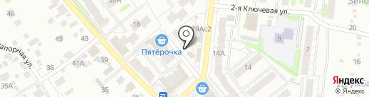 Белорусские колбасы на карте Иваново