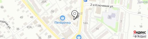 Вернисаж на карте Иваново