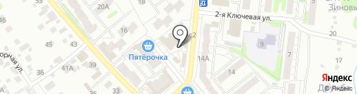 Ягодка на карте Иваново