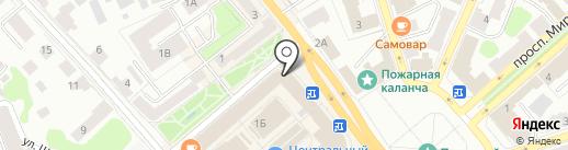 Pita Grill street food на карте Костромы