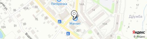 Ткани №1 на карте Иваново
