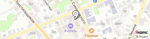 РеалСтрой на карте Костромы