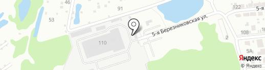 Специализированное муниципальное предприятие по санитарной уборке и эксплуатации объектов благоустройства города на карте Иваново