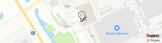 Тахограф на карте Иваново