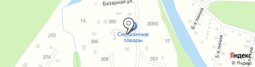 Зори Севера на карте Новодвинска