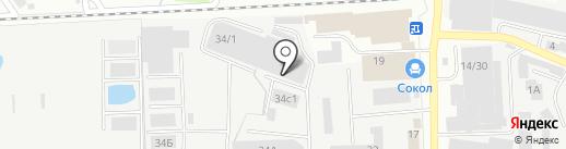 Ойл37 на карте Иваново