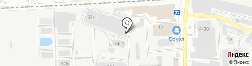 ЭльСтрой на карте Иваново