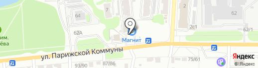 Главрыба на карте Иваново