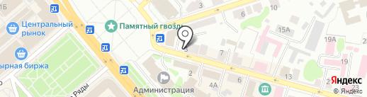 Экспресс-Ломбард на карте Костромы