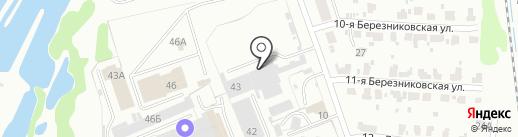 Элита на карте Иваново