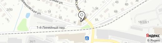 5 ключей на карте Иваново