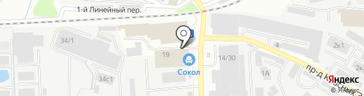 Орматек на карте Иваново