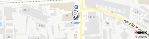 Артис на карте Иваново