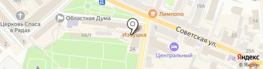 Мегафон на карте Костромы