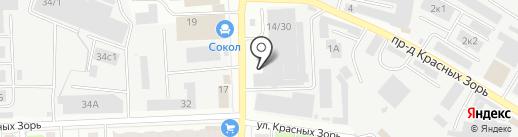 Кенгуру на карте Иваново