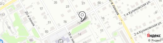 Марго на карте Иваново