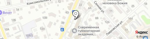 Кострома-Спецтехника на карте Костромы