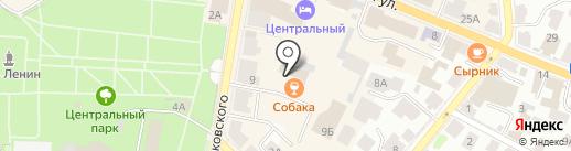 Все Свои 2.0 на карте Костромы