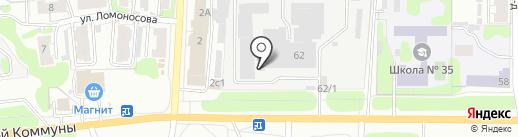Агрофирма на карте Иваново